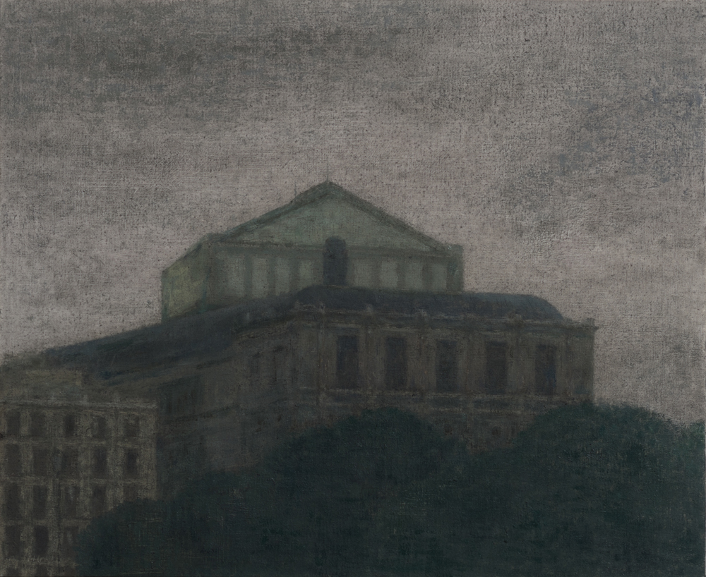 Madrid - Teatro Real O-L 50x61