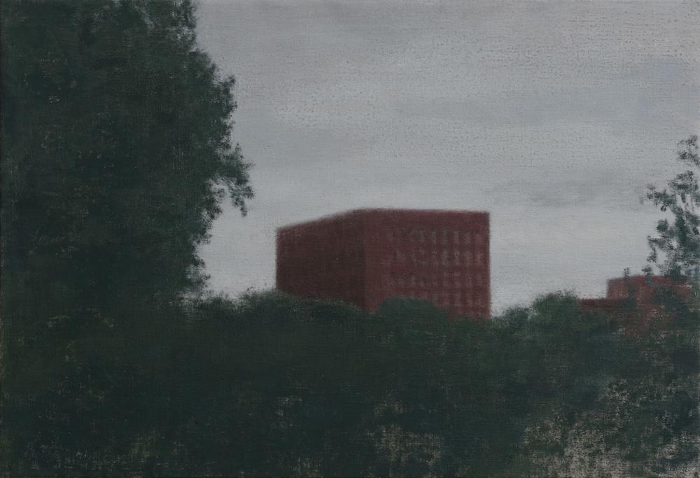 Miguel Galano. Metafísica sindical, 2017, O-L, 50x73 cm