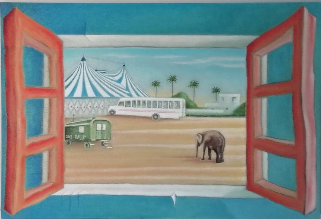 13 La elefantina de San José, 2021