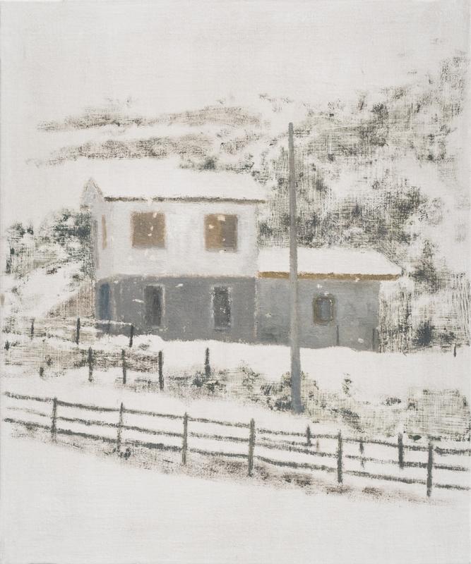 19 Nieve lenta O-L 42x35